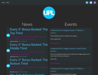 uplesports.com screenshot