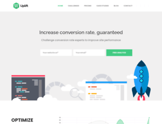 upliftroi.com screenshot