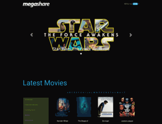 upload.megashare.com screenshot