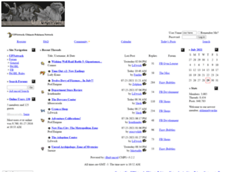 upnetwork.net screenshot