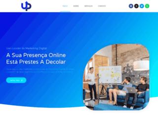 uponline.com.br screenshot