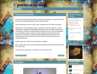 upotrazizaleptirom.wordpress.com screenshot