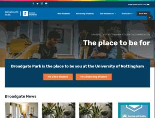 uppbroadgatepark.com screenshot