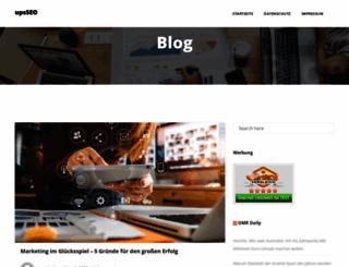 ups-schulen.de screenshot