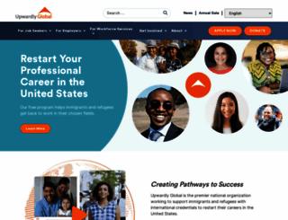 upwardlyglobal.org screenshot