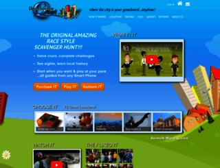 urbanadventurequest.com screenshot