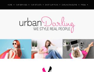 urbandarling.com screenshot