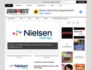 urbaninsite.com screenshot