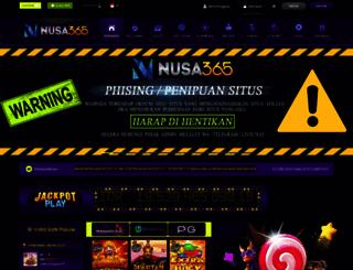 urbaninterns.com screenshot