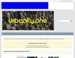 urbanity.cc screenshot