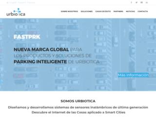 urbiotica.com screenshot