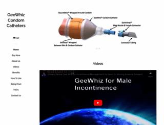 urinedevice.com screenshot