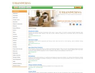 urlindexing.com screenshot