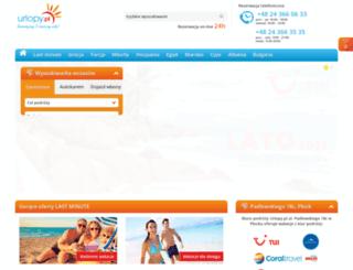 urlopy.pl screenshot