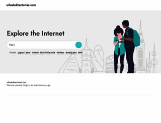 urlwebdirectories.com screenshot