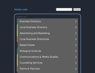 urseo.com screenshot