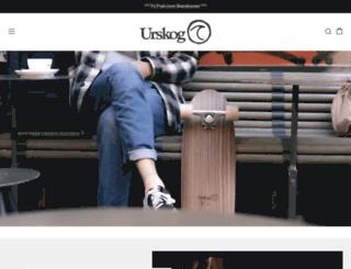 urskog.com screenshot