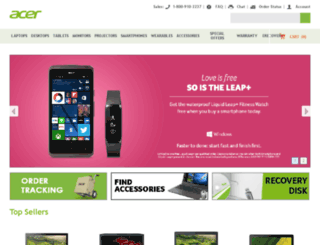 us-store.gateway.com screenshot