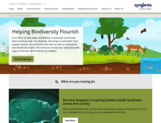 us-syngenta.com screenshot