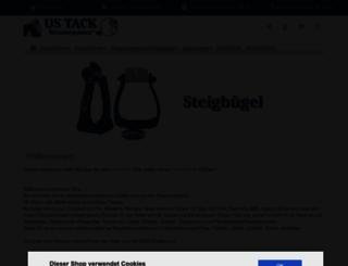 us-tack.de screenshot