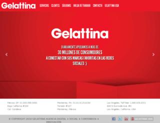 us.gelattina.com screenshot