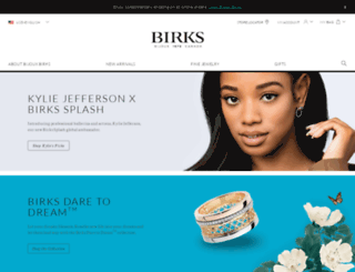 us.maisonbirks.com screenshot