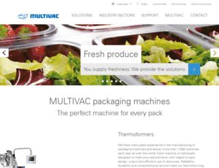 us.multivac.com screenshot