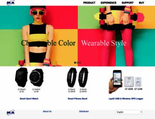 usa.mobileaction.com screenshot