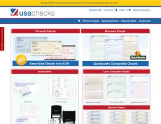 usachecks.com screenshot