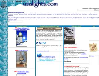 usalights.com screenshot
