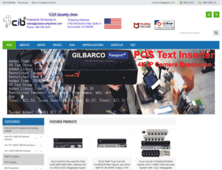 usasecuritystore.com screenshot