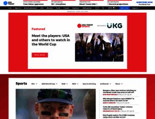 usatodaysports.com screenshot