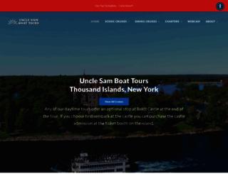 usboattours.com screenshot