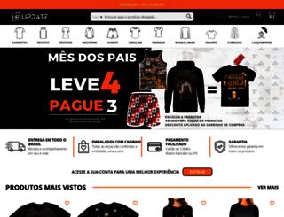 usecamisetas.com screenshot