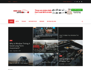 used-car-advisor.com screenshot