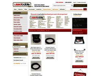 usedcable.com screenshot
