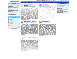 usefulsoft.com screenshot