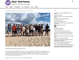 userinterfaces.aalto.fi screenshot