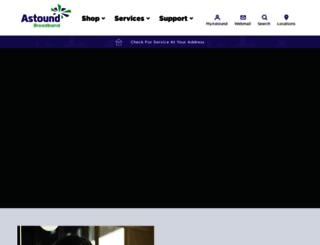 users.rcn.com screenshot