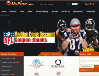 usfine.biz screenshot