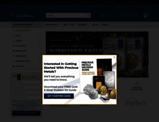 usgoldbureau.com screenshot