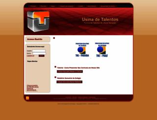usinadetalentos.com.br screenshot
