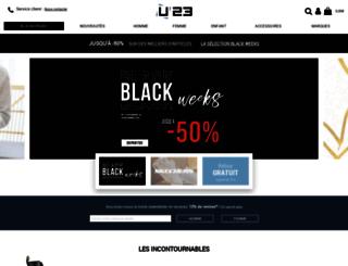usine23.com screenshot