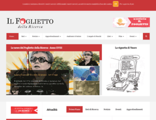 usirdbricerca.info screenshot