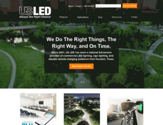 usled.com screenshot