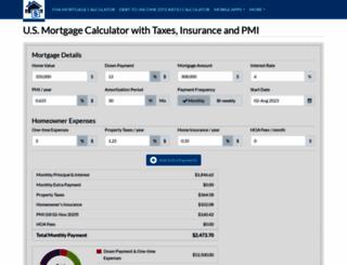 us mortgage calculator usmortgage calculator us mortgage