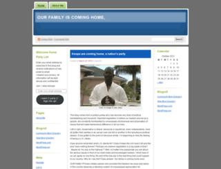 usparty.wordpress.com screenshot