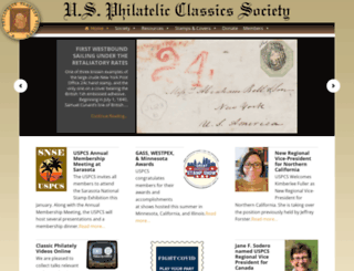 uspcs.org screenshot