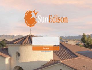 usproposal.sunedison.com screenshot