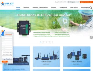 usriot.com screenshot